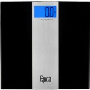 Omega Ultra Slim Bathroom Scale