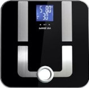 GoWISE Ultra Slim Bathroom Scale