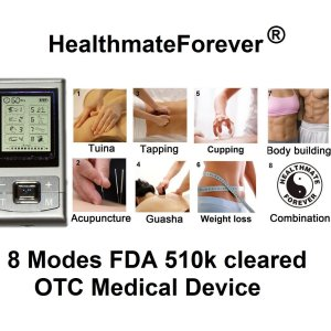 HealthmateForever Hands-Free Tens - Best Electronic Pulse Massager Reviews