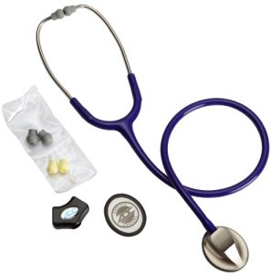 American Diagnostic Platinum Adscope- Best Stethoscope Reviews