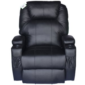 HomCom Deluxe - Best Massage Chair Reviews