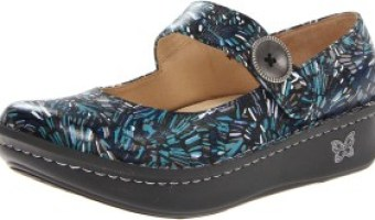 Alegria Women's Paloma Flat-Best Shoe for Nurses