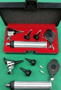 ENT Diagnostic Kit- Best Otoscope