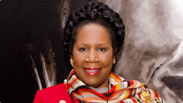 U.S. Congresswoman Sheila Jackson Lee was at the event