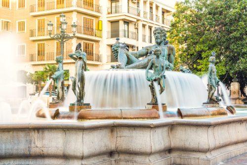 Valencia city - shots of Spain - Travel EuropeValencia city - shots of Spain - Travel Europe