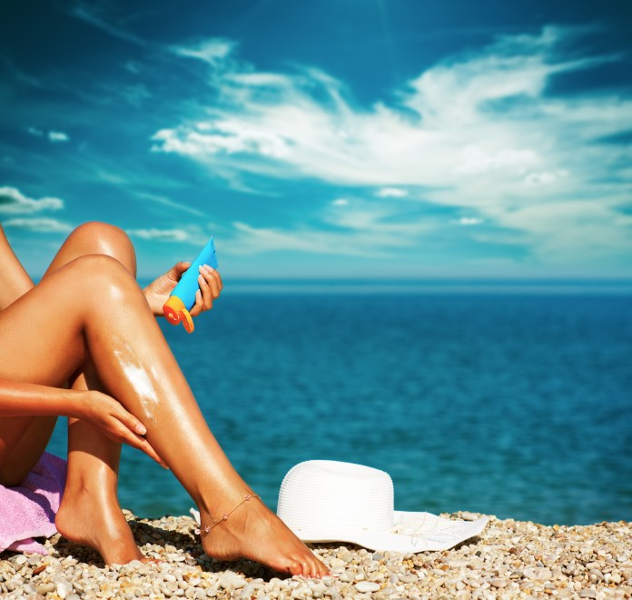 sunscreens to prevent burning