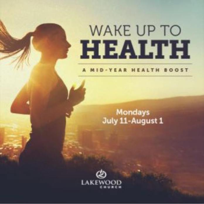 lakewood wake up to health