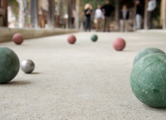 health benefits of bocce ball