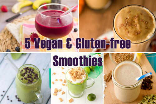 Gluten-free-Vegan-Smoothies