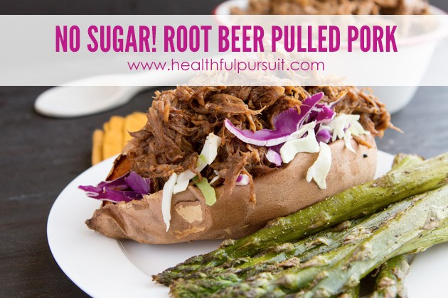 Paleo Beer Pulled Pork