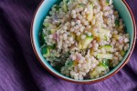 feta and mint couscous salad