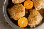 Orange and Soy Glazed Chicken