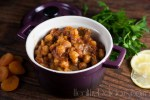 braised lamb with apricots from healthy-delicious.com