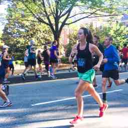 How to (Not) Train for a 10 Miler