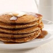 Gluten Free Easy Oven Pancakes