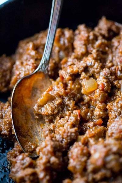 healthy sloppy joes - Healthy Seasonal Recipes