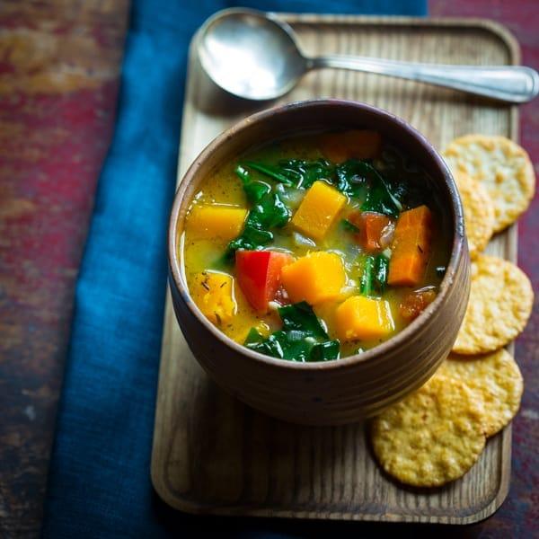 Paleo Fall Harvest Soup!