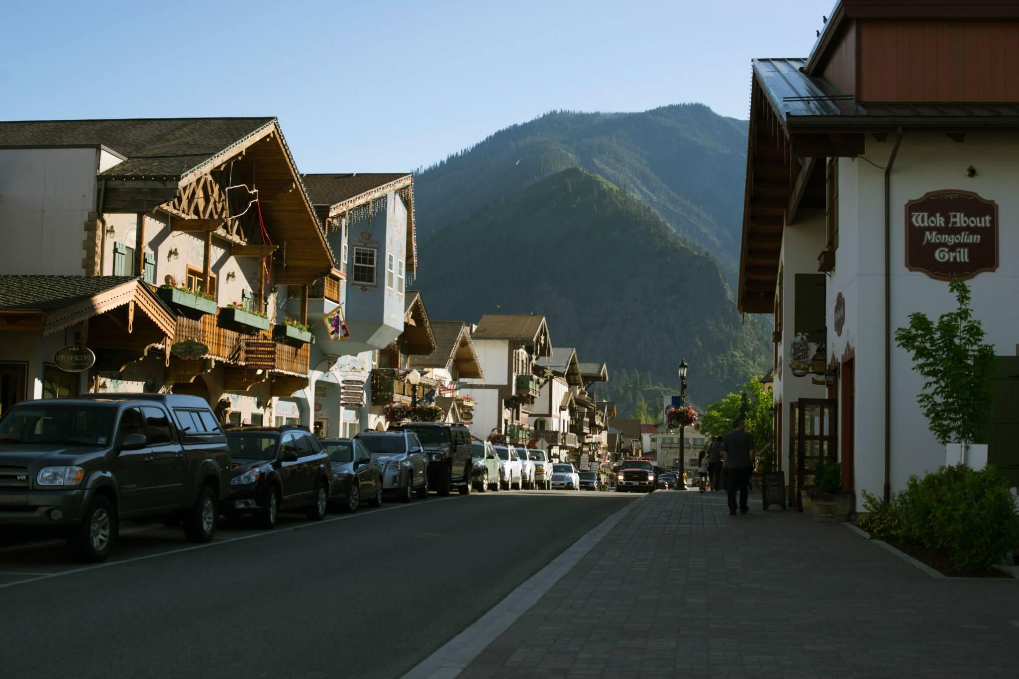 Montana >> Leavenworth, WA