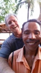 Bill & Ribin Selfie Surprise