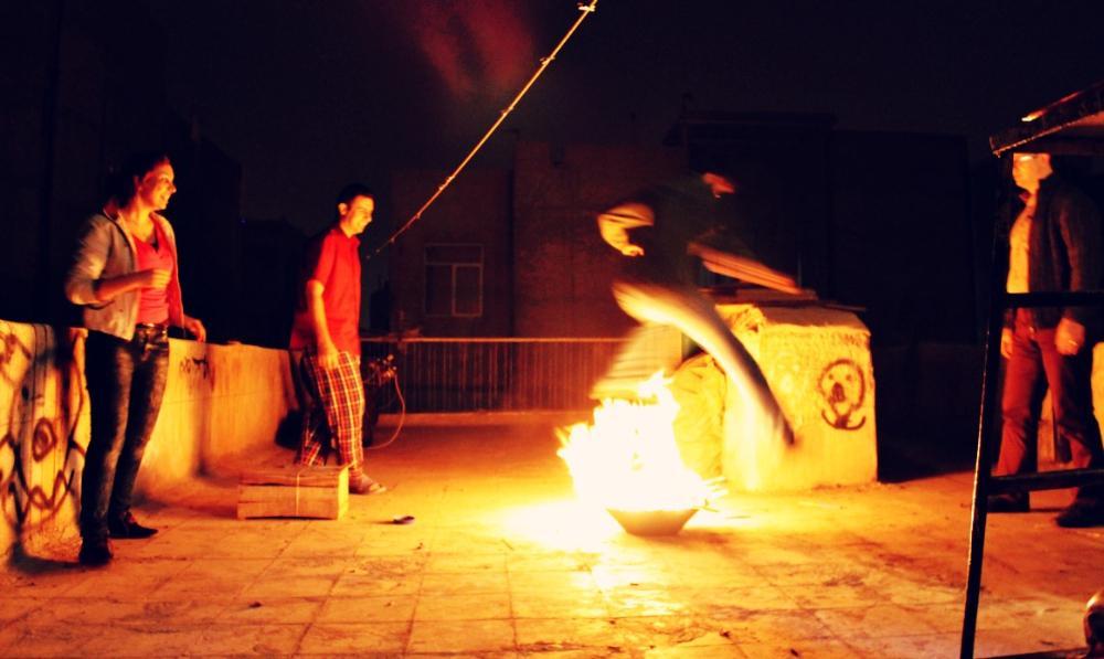 New Year Tehran