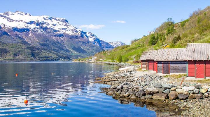 Norway's Prettiest Spring: Hardangerfjord in Bloom