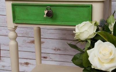 Découpage and painting workshops