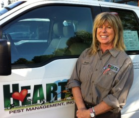 Trish Kydd - Hearts Pest Management Technician