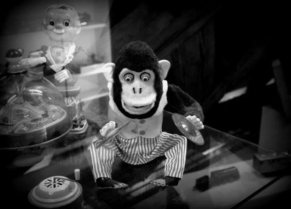 Cymbal Banging Monkey