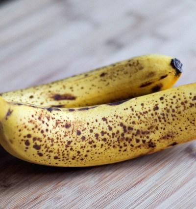 Banana Chocolate Cake Tatin