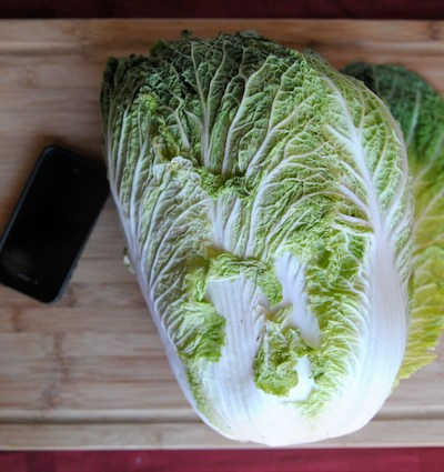 Butter-Braised Cabbage
