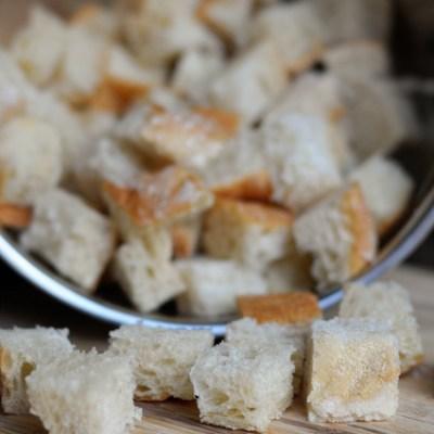 Cherry Vanilla Ciabatta Bread Pudding
