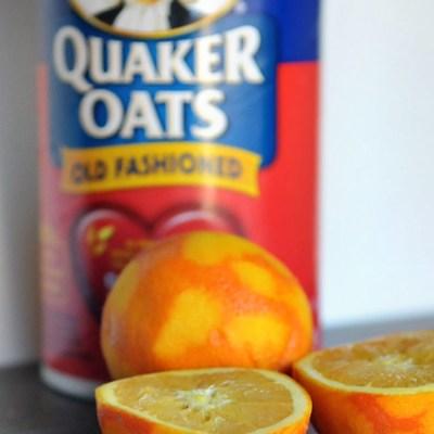 Orange & Toasted Pecan Granola