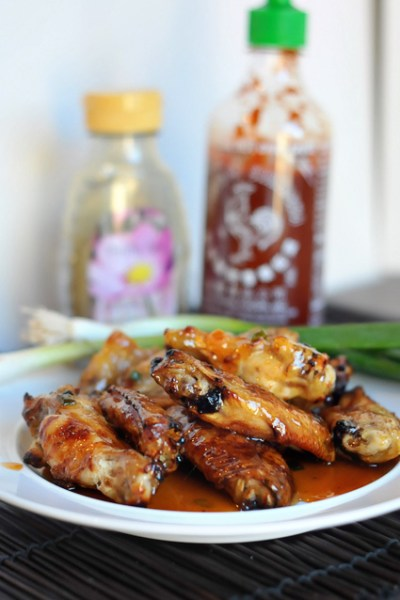 Saucy Wings, Two Ways