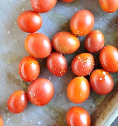 Tomato Basil Quinoa Cups
