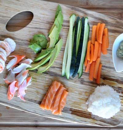 Sunday Sushi