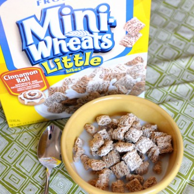 So Maybe I DO Like Cereal {GIVEAWAY}