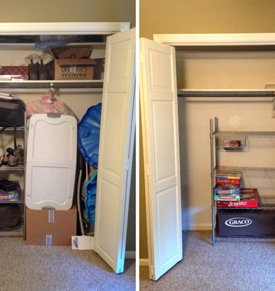 #LiveBoldly Day 7: Purge That Big Scary Closet
