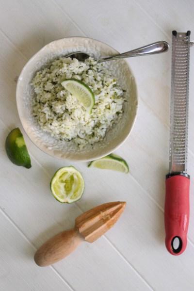 Perfect Cilantro Lime Rice