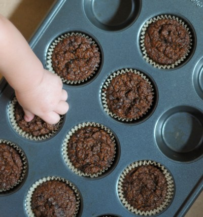 What a Food Blogger Eats: Grain-Free Pumpkin Muffins