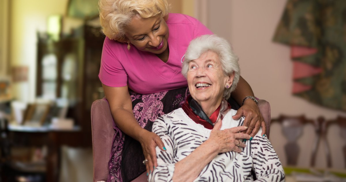 Heaven At Home Healthcare and Caregiver Services
