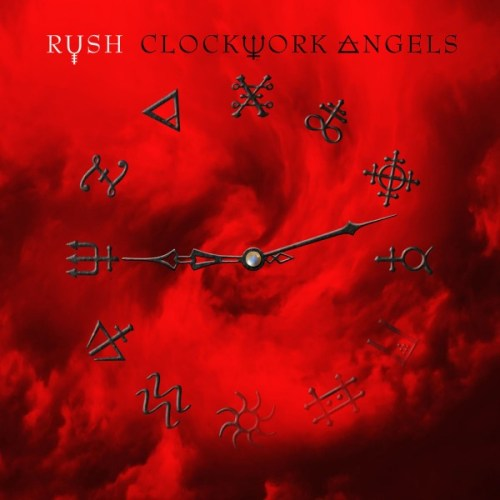 Rush-  Clockwork Angels