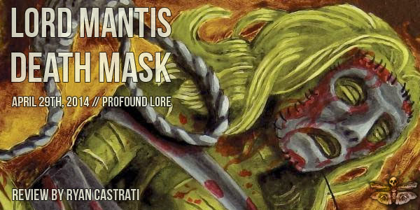 lord mantis death mask