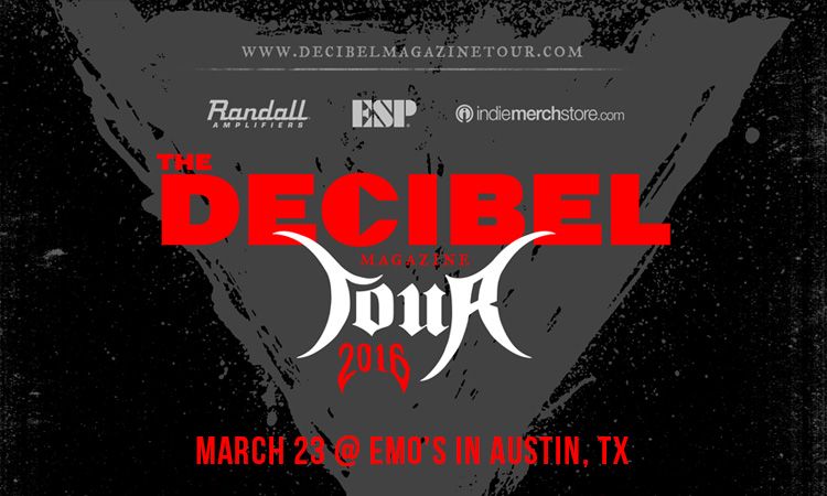 decibel magazine ticket giveaway austin