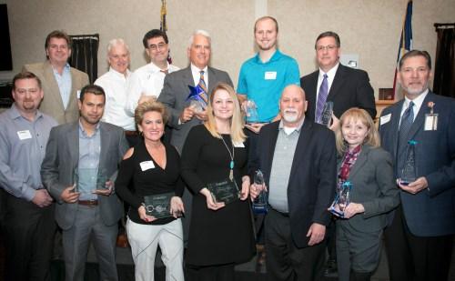Award Winners Group 2017