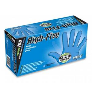 High Five Nitrile Gloves