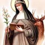 Hechizos de amor con Santa Brígida