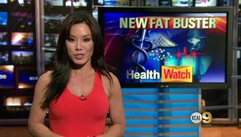 sharontay1 21 Top 25 Sexiest News Reporters