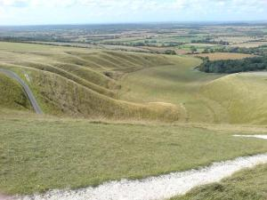 Uffington White Dragon