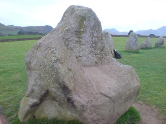 Castlerigg Dream Seat
