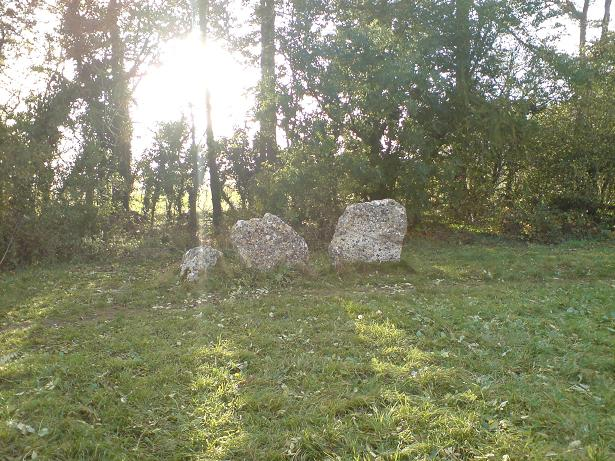 Rollright Stones - Western Entrance